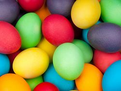 color eggs 220416